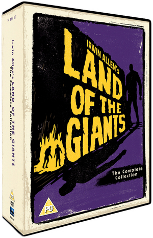 Land of the Giants: The Complete Series (1970) (Box Set) (Retail / Rental)
