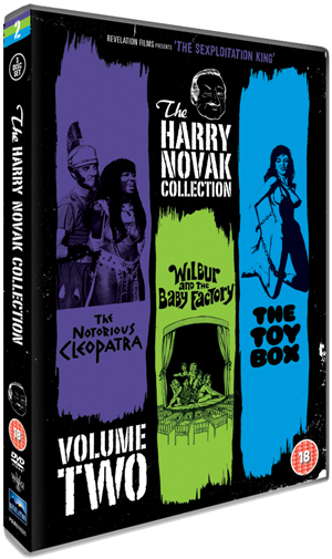 The Harry Novak Collection: Volume 2 (1971) (Deleted)