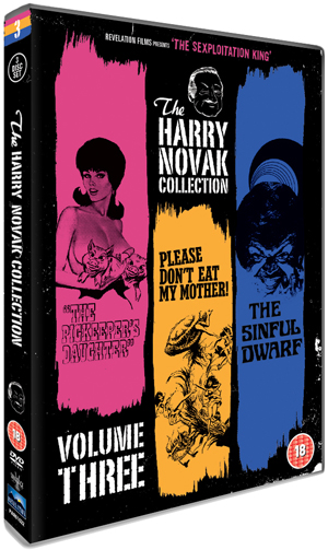 The Harry Novak Collection: Volume 3 (1973) (Deleted)