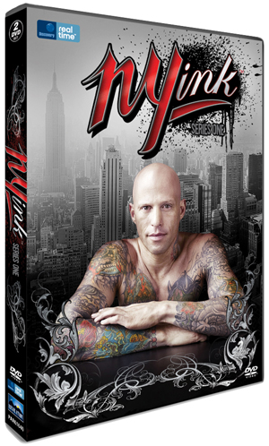 New York Ink: Series 1 (Retail / Rental)