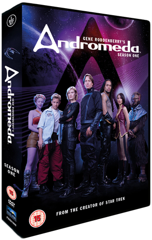 Andromeda: Season One (2000) (Box Set) (Deleted)
