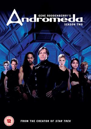 Andromeda: Season Two (2001) (Box Set) (Deleted)