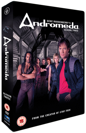 Andromeda: Season Three (2002) (Box Set) (Deleted)