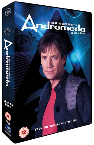 Andromeda: Season Four (2003) (Box Set) (Deleted)
