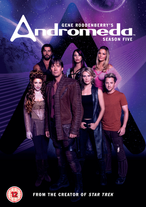 Andromeda: Season Five (2004) (Deleted)