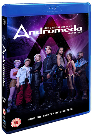 Andromeda: Season One (2000) (Blu-ray) (Deleted)