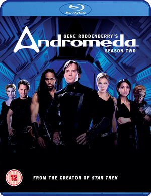 Andromeda: Season Two (2001) (Blu-ray) (Retail / Rental)