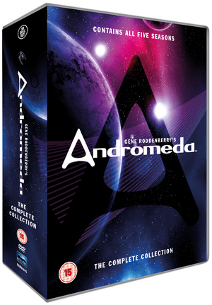 Andromeda: The Complete Andromeda (2004) (Box Set) (Deleted)