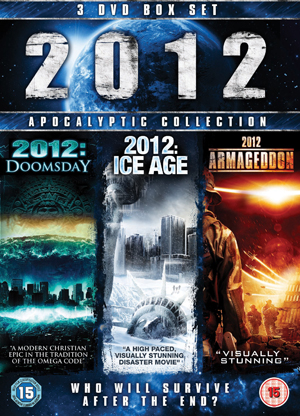 2012: Apocalyptic Collection (2011) (Retail / Rental)