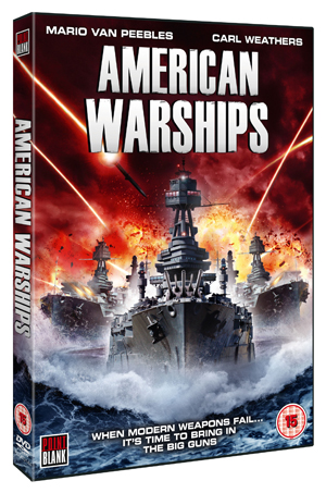 American Warships (2012) (Retail / Rental)