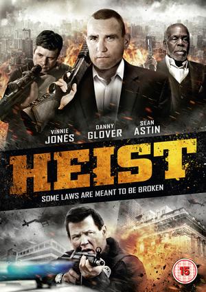 Heist (2015) (Retail / Rental)