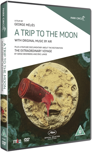 A Trip to the Moon (Restored) (1902) (Deleted)