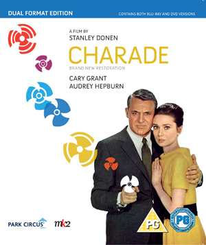 Charade (1963) (with Blu-ray - Double Play) (Retail / Rental)