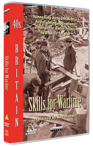 40s Britain: Skills for Wartime (2001) (Retail Only)