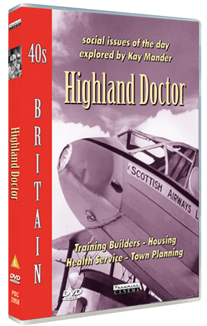 40s Britain: Highland Doctor (1948) (Retail Only)