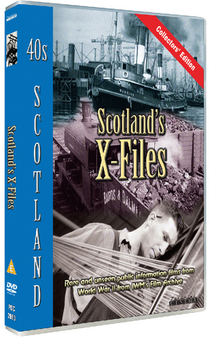 40s Scotland: Scotland's X-files (1944) (Collector's Edition) (Retail Only)