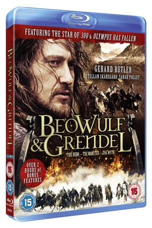 Beowulf and Grendel (2005) (Blu-ray) (Retail / Rental)