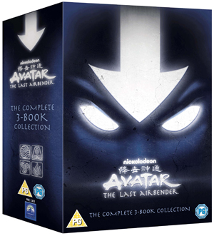 Avatar - The Last Airbender: The Complete Collection (2008) (Box Set) (Retail / Rental)