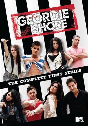 Geordie Shore: The Complete First Series (2011) (Retail / Rental)
