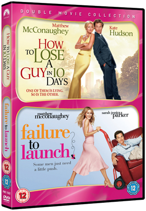 Failure to Launch/How to Lose a Guy in 10 Days (2006) (Pulled)