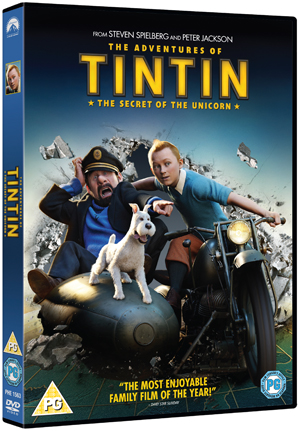 The Adventures of Tintin: The Secret of the Unicorn (2011) (Retail Only)