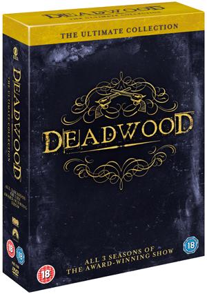 Deadwood: Seasons 1-3 (2006) (Box Set) (Retail / Rental)