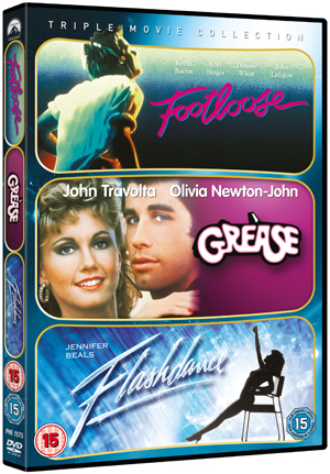 Footloose/Flashdance/Grease (1984) (Deleted)