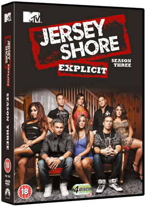 Jersey Shore: Season Three (2011) (Retail / Rental)