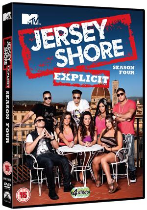Jersey Shore: Season Four (2011) (Retail / Rental)