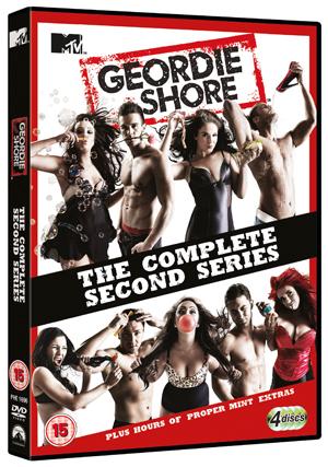 Geordie Shore: The Complete Second Series (2012) (Retail / Rental)