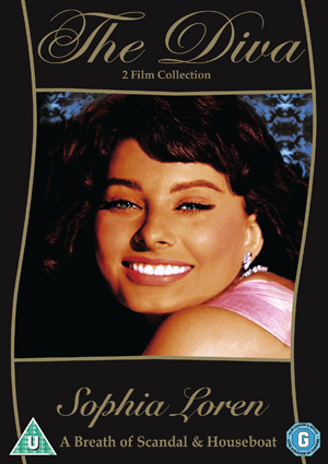 A Breath of Scandal/Houseboat (1960) (Box Set) (Deleted)