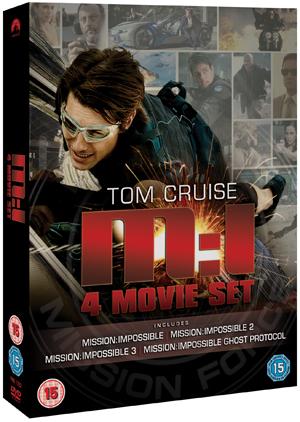 Subtitles » Mission Impossible 1-4 (2011) (Box Set) (Retail