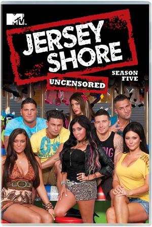 Jersey Shore: Season Five (2012) (Retail / Rental)
