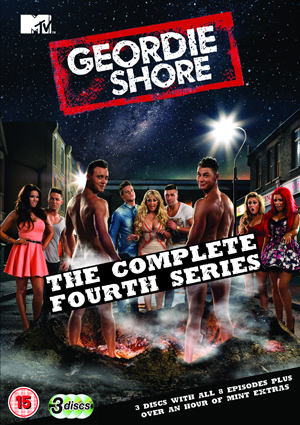 Geordie Shore: The Complete Fourth Series (2012) (Retail / Rental)