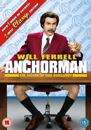 Anchorman - The Legend of Ron Burgundy (2004) (Special Edition) (Retail / Rental)