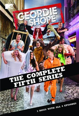 Geordie Shore: The Complete Fifth Series (2013) (Retail / Rental)