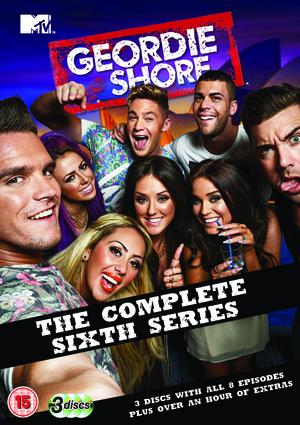Geordie Shore: The Complete Sixth Series (Box Set) (Retail / Rental)