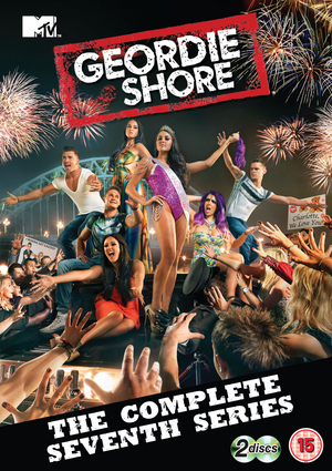 Geordie Shore: The Complete Seventh Series (2013) (Retail / Rental)