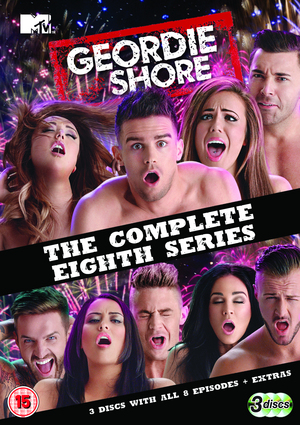 Geordie Shore: The Complete Eighth Series (2014) (Retail / Rental)
