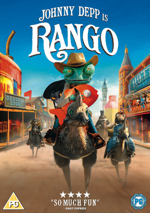 Rango (2011) (Retail / Rental)