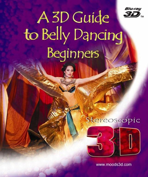 Guide to Belly Dancing - Beginners (2012) (Blu-ray) (3D Edition with DVD) (Retail / Rental)