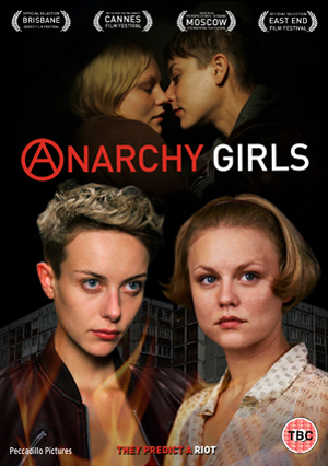 Anarchy Girls (2010) (Pulled)