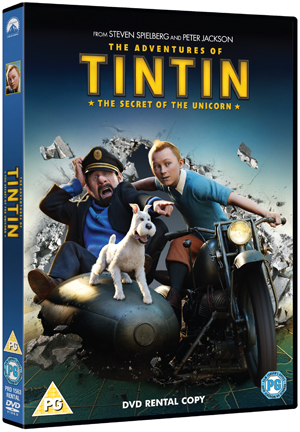 The Adventures of Tintin: The Secret of the Unicorn (2011) (Rental)