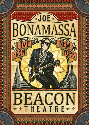 Joe Bonamassa: Beacon Theatre - Live from New York (Retail / Rental)