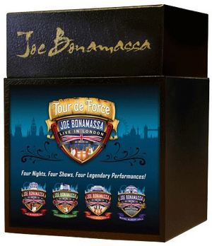 Joe Bonamassa: Tour De Force - Live in London (2013) (with Book) (Retail Only)