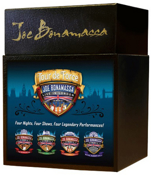 Joe Bonamassa: Tour De Force - Live in London (2013) (Blu-ray) (with Book) (Retail Only)