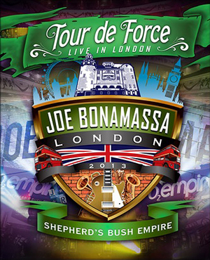 Joe Bonamassa: Tour De Force - Shepherd's Bush Empire (2013) (Retail Only)