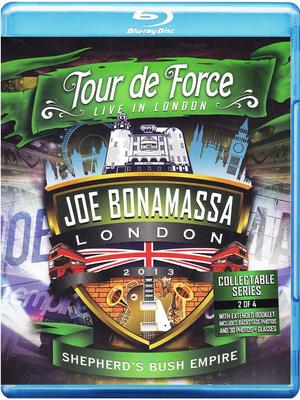 Joe Bonamassa: Tour De Force - Shepherd's Bush Empire (2013) (Blu-ray) (Retail Only)