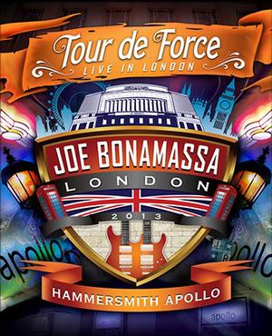 Joe Bonamassa: Tour De Force - Hammersmith Apollo (2013) (Retail Only)