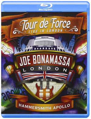 Joe Bonamassa: Tour De Force - Hammersmith Apollo (2013) (Blu-ray) (Retail Only)